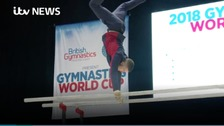 Dominick Cunningham and Alice Kinsella are attending the Commonwealth Games
