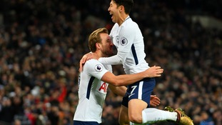 Tottenham's Son: Kane is 'the best player in the world'
