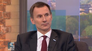 Jeremy Hunt said that in the next 10 years there will be one million more people aged over 75 in the UK.