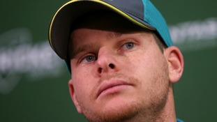 Steve Smith has been banned for one test by the ICC.