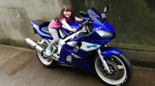 Messages of support flood in after seven-year-old told she'll never be a mechanic because she's female