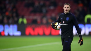 Gareth Southgate confirms Jack Butland to start for England against Italy