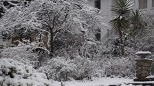 Snow, Ryde, Isle of Wight
