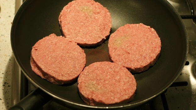 The FSA in Ireland found 10 beef burger products contained horse DNA.