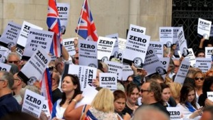 The shock of witnessing Jews demonstrating against anti-Semitism in Labour