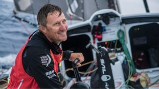 British yachtsman John Fisher 'presumed lost at sea' after falling overboard during Volvo Ocean Race