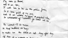 Eleanor's poem