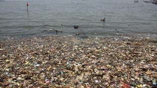 The UK gets through 13 billion plastic bottles a year.