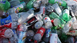 Plastic bottle deposit scheme to be introduced by government