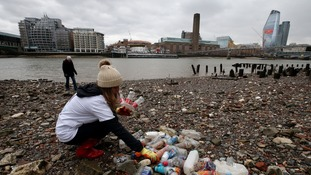 UK consumers use an estimated 13 billion plastic drinks bottles a year, but more than three billion are incinerated, sent to landfill or end up as litter in towns, the countryside and the seas, officials said.