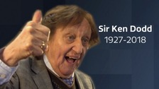 Sir Ken Dodd
