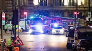 Firefighter were preventedfrom helping on night of Manchester Terror attack for two hours.
