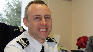 Lieutenant Colonel Arnaud Beltrame, the hero of last week's extremist attack in southern France.