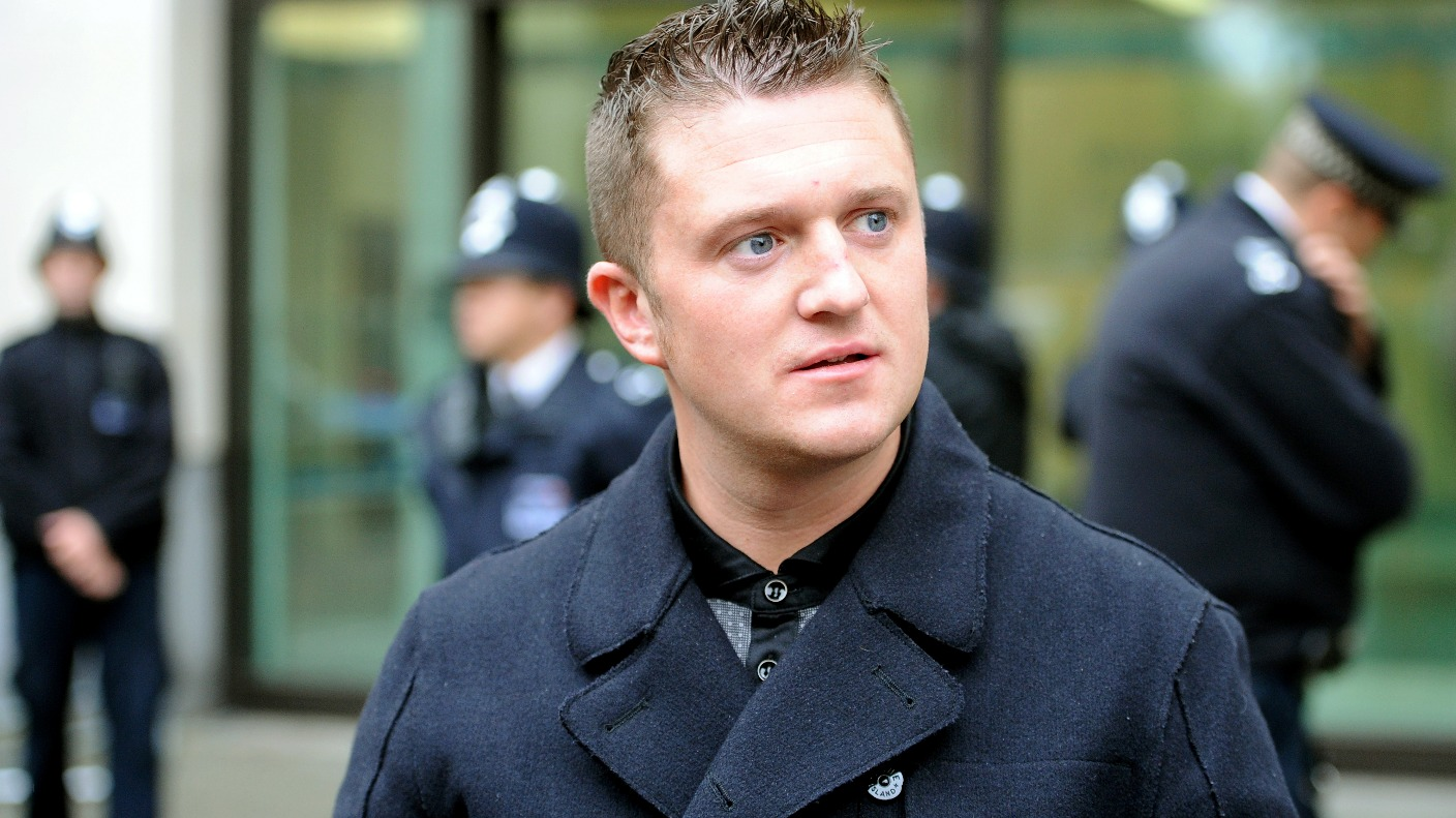 Former EDL leader Tommy Robinson suspended from Twitter ...