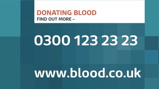 How to donate blood