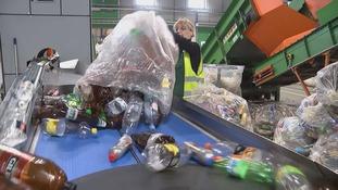 The Estonian plastic bottle deposit scheme Scotland hopes to emulate