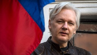Julian Assange has internet access cut off by Ecuador government