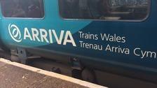 Arriva Wales Train