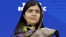 Malala Yousafzai's return to Pakistan has been shrouded in secrecy amid security concerns.