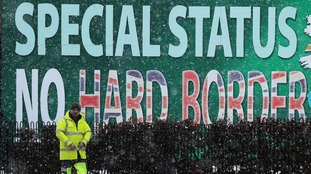 The sides must still determine how to run a soft border between Northern Ireland and the Republic.