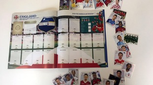 Over £750 to fill this year's Panini World Cup sticker album