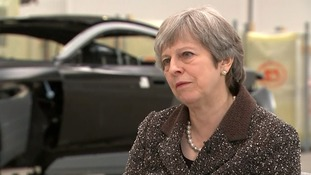 'Brexit was a vote for change - that's what we want to deliver': Theresa May reveals plans for post-Brexit Britain