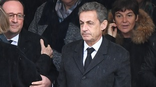 Ex-French president Nicolas Sarkozy to face corruption trial