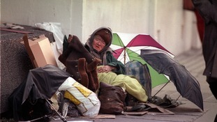 Rough sleeping task force launched to cut number of people living on the street