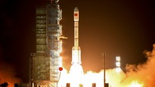 China launched Tiangong-1 in 2011.