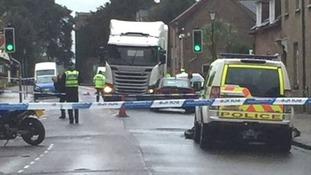Lorry driver released under investigation after three year old killed at crossing