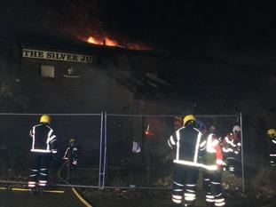 The fire in Bretton
