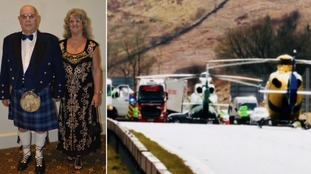 Family pay tribute to woman killed in eight-vehicle M6 crash