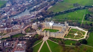 The wedding  will be held in St George's Chapel, Windsor Castle.