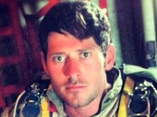 Sergeant Matt Tonroe was killed in Syria on Thursday.