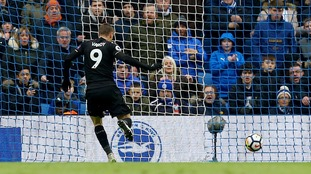 Premier League: Leicester dent Brighton's survival hopes with Iborra and Vardy goals