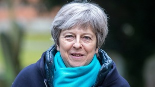 Theresa May said Easter is 'the most important time in the Christian calendar'.