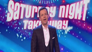 Declan Donnelly presents the show without Ant McPartlin