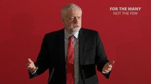 Jeremy Corbyn had been under pressure to suspend Ms Shawcroft.