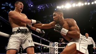 Anthony Joshua beats Joseph Parker to win WBO heavyweight title and fuels speculation of super-fight with Deontay Wilder