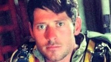Sgt Matt Tonroe was killed by a roadside bomb in Syria