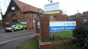 Papworth hospital first to offer 'balloon' procedure for lung disease patients