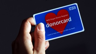 How to register to become an organ donor
