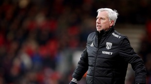 After eight successive defeats West Bromwich Albion and Alan Pardew mutually part company
