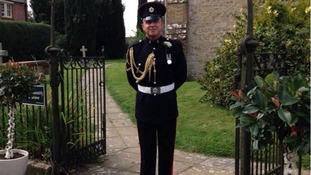 Tributes to 'immensely popular' soldier killed in diving incident