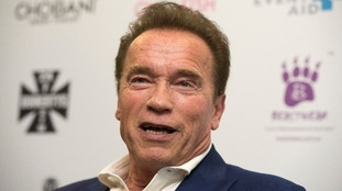 Arnold Schwarzenegger confirms he is 'back' following open-heart surgery