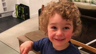 The family of Hector Kirkham, 3, have paid tribute after he died from Meningococcal Septicaemia.