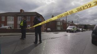 Second police cordon set up in Derwsbury