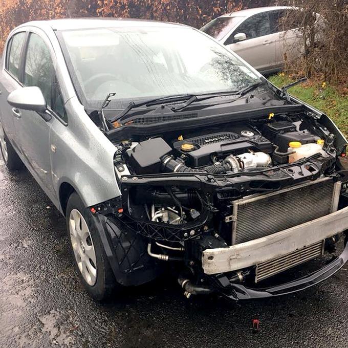 Car parts thieves dubbed \'Corsa cannibals\' strike again - ITV News