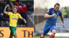 James Maddison (left) and Jack Marriott (right) have both been recognised.