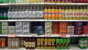 Sugar tax on soft drinks will hit consumers from Friday